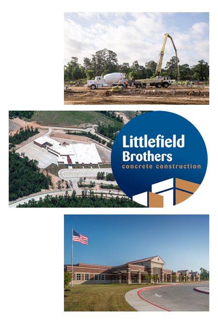 Littlefield Brother Concrete Construction projects.